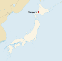 GeoPositionskarte Japan - Sapporo.png