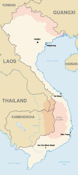 Vietnamkrieg Karte.Sozialistische Republik Vietnam Shadowiki