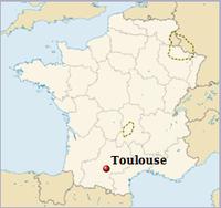 landkarte frankreich toulouse Toulouse – Shadowiki
