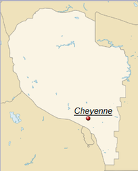 GeoPositionskarte Sioux Nation - Cheyenne.png